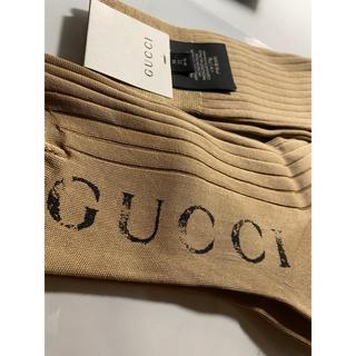グッチ(Gucci)の【セール中】GUCCI  ソックス 靴下 新品 未使用 タグ付き(ソックス)