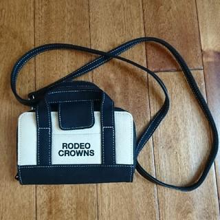 ロデオクラウンズ(RODEO CROWNS)のロデオクラウンズ お財布ポーチ(財布)