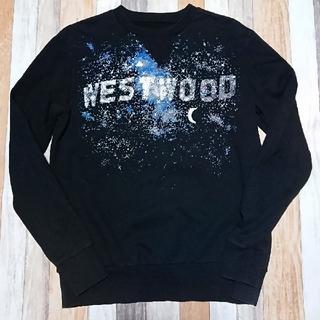 ヴィヴィアンウエストウッド(Vivienne Westwood)の■24時削除■ Vivienne Westwood オーブ刺繍 スウェット(スウェット)
