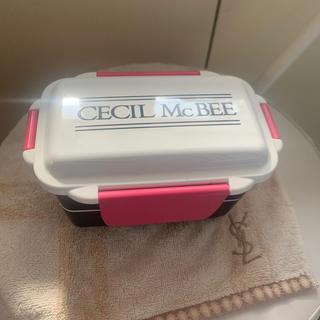 セシルマクビー(CECIL McBEE)のセシルマクビー 弁当箱(弁当用品)