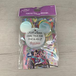 ディズニー(Disney)の【Disney】七夕Days2016短冊メモ(ノート/メモ帳/ふせん)