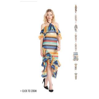 アリスアンドオリビア(Alice+Olivia)の新品♡ドレス(ロングワンピース/マキシワンピース)