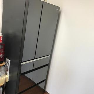 Panasonic - パナソニック 冷蔵庫 オニキスミラー 501L