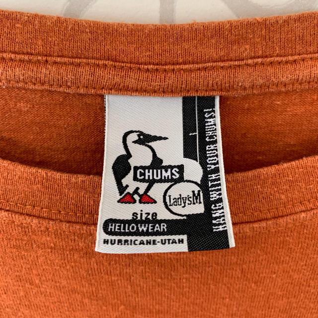 CHUMS(チャムス)のCHUMS チャムス ワンピース レディースのワンピース(ひざ丈ワンピース)の商品写真