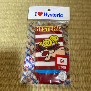 ヒステリックミニ(HYSTERIC MINI)のヒスミニ 靴下 11~12cm(靴下/タイツ)