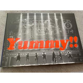 キスマイフットツー(Kis-My-Ft2)のKis-My-Ft2 Yummy!! Blu-ray(アイドル)