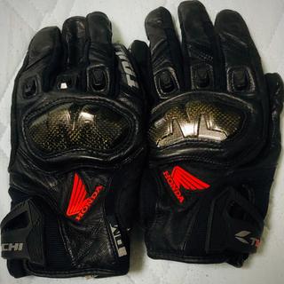 ホンダ(ホンダ)のHONDA x TAICHI グローブ オートバイ バイク 手袋(装備/装具)