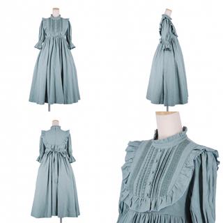 ヴィクトリアンメイデン(Victorian maiden)のシェグリット いばら姫パフワンピース(ロングワンピース/マキシワンピース)