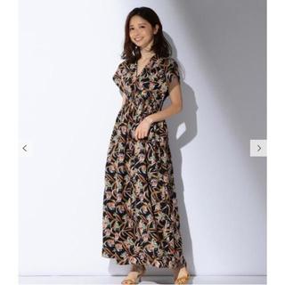 デミルクスビームス(Demi-Luxe BEAMS)のmariha マリハ BEAMS別注夏の光のドレス 今季(ロングワンピース/マキシワンピース)