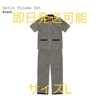 シュプリーム(Supreme)の2020 SS Supreme Satin Pajama Set Black(その他)