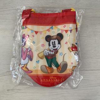 ディズニー(Disney)の【Disney】アンバサダーホテル オリジナルペットボトルケース(キャラクターグッズ)