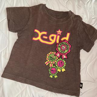 エックスガール(X-girl)のX-girl 3T Tシャツ 95(Tシャツ/カットソー)