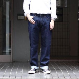 新品未使用 定価29,700円 CIOTA シオタ 本藍 ワンウォッシュ 31 (デニム/ジーンズ)