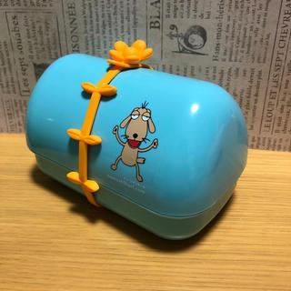 サッポロ(サッポロ)のお弁当箱 ブルー(弁当用品)