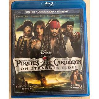 ディズニー(Disney)のパイレーツオブカリビアン Blu-ray 生命(いのち)の泉〈2枚組〉(外国映画)