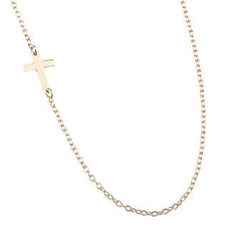 オーロラグラン(AURORA GRAN)のAURORA GRAN オーロラグラン サイドクロスネックレス(ネックレス)