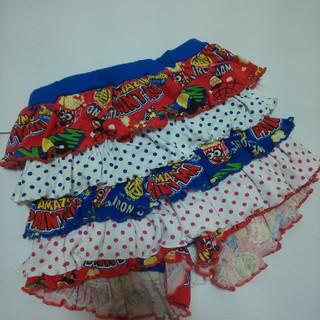 JAM - jam フリフリショートパンツ 130 ジャム 女の子