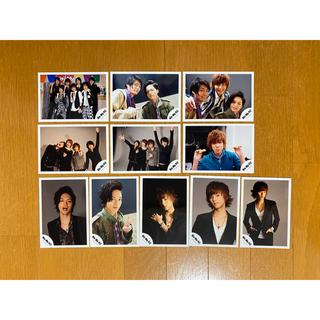 キスマイフットツー(Kis-My-Ft2)のKis-My-Ft2 ミントツアー 公式写真(アイドルグッズ)