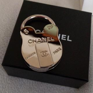 シャネル(CHANEL)のCHANELキーホルダー ネックレスにも!(キーホルダー)