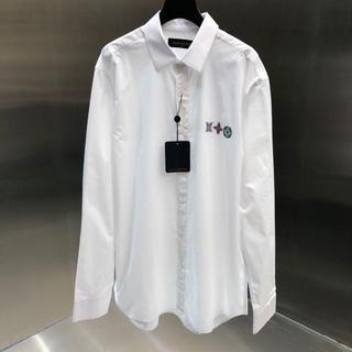 ルイヴィトン(LOUIS VUITTON)の早い者勝ち【Vuitton】20SSシンプルモノグラム☆ワイシャツ(シャツ)