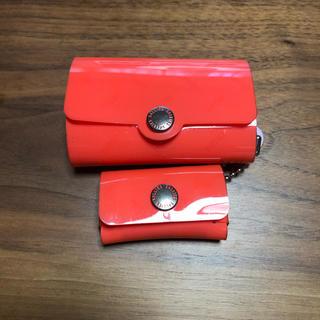 ビームス(BEAMS)の【SALLIES  Pocket Pal ミニマル ネオン ウォレット(折り財布)