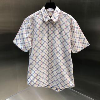 ルイヴィトン(LOUIS VUITTON)のLouis Vuitton LVSE レギュラーシャツウィズDNAカラー(シャツ)
