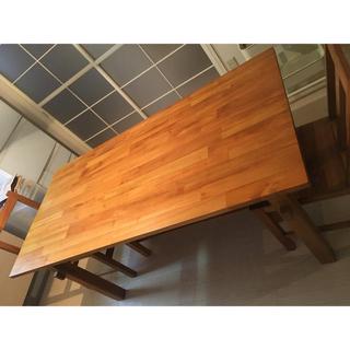 ウニコ(unico)のsakura38さま専用:unico BREATH ダイニングテーブル(ダイニングテーブル)