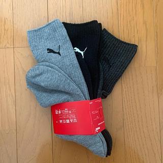 プーマ(PUMA)のプーマ 靴下 メンズ 男性用 スポーツソックス(ソックス)