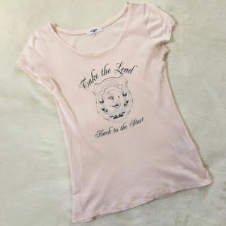 ナチュラルビューティーベーシック(NATURAL BEAUTY BASIC)のレディース Tシャツ (Tシャツ(半袖/袖なし))