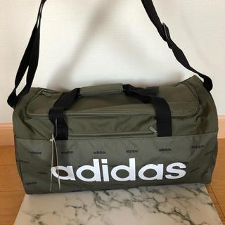 アディダス(adidas)の【新品】adidas ボストンバッグ(ボストンバッグ)