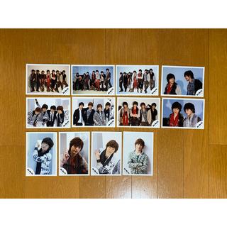 キスマイフットツー(Kis-My-Ft2)のKis-My-Ft2 ジャーニー 公式写真(アイドルグッズ)