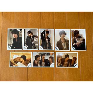 キスマイフットツー(Kis-My-Ft2)のDREAM BOYS JET 2013 公式写真(アイドルグッズ)