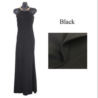 デイジーストア(dazzy store)のロングドレス キャバドレス 黒(ロングドレス)