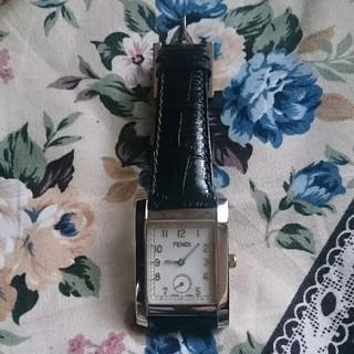 フェンディ(FENDI)のフェンディ腕時計メンズ(腕時計(アナログ))