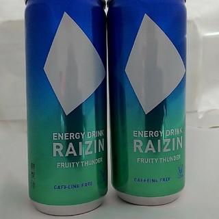 タイショウセイヤク(大正製薬)の大正製薬 RAIZIN フルーティーサンダー 36本セット(ソフトドリンク)