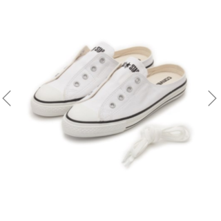 CONVERSE - 【新品・タグ付】CONVERSE ALL STAR MULE SLIP OX
