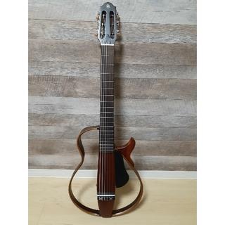 ヤマハ(ヤマハ)のYAMAHA サイレントギター SLG200N 【送料込み】(その他)