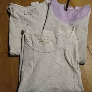 ローリーズファーム(LOWRYS FARM)のTシャツ3枚セット(Tシャツ(長袖/七分))