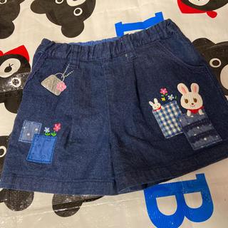 ミキハウス(mikihouse)のショートパンツ♡90♡美品♡ミキハウス(パンツ/スパッツ)