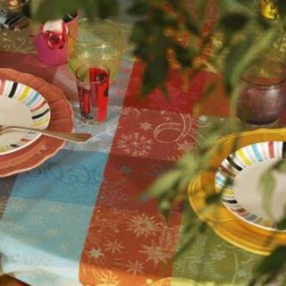ロイヤルコペンハーゲン(ROYAL COPENHAGEN)のガルニエ ティエボー テーブルクロス(テーブル用品)