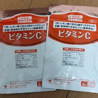 コバヤシセイヤク(小林製薬)の小林製薬 ビタミンC 2袋(ビタミン)