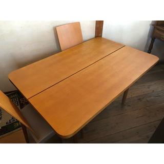 ウニコ(unico)の◉ウニコ unico WYTHE ダイニングテーブル(ダイニングテーブル)