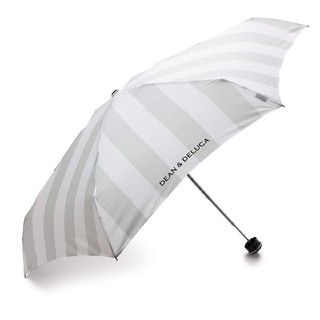 ディーンアンドデルーカ(DEAN & DELUCA)の新品♡DEAN&DELUCA♡晴雨兼用折りたたみ傘♡ショッパー付き(傘)