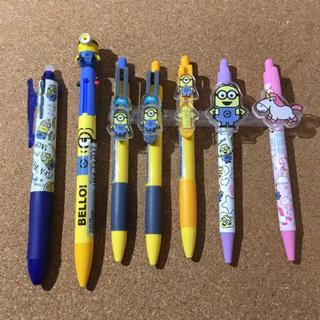 ミニオン(ミニオン)のミニオンズ  日本製  シャープペン&ボールペン (ペン/マーカー)