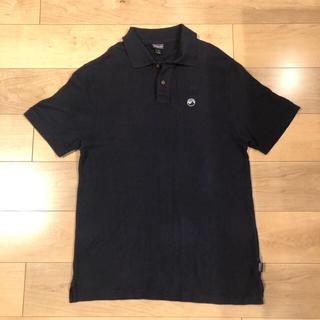 パタゴニア(patagonia)のPatagonia メンズ ポロシャツ ネイビー(ポロシャツ)