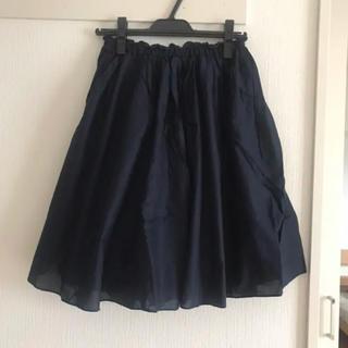 ドットアンドストライプスチャイルドウーマン(Dot&Stripes CHILDWOMAN)のAラインスカート  ドットアンドストライプ(ひざ丈スカート)