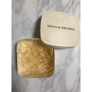 ディーンアンドデルーカ(DEAN & DELUCA)のディーン&デルーカ 木箱 ディーンアンドデルーカ 小物入れ(小物入れ)