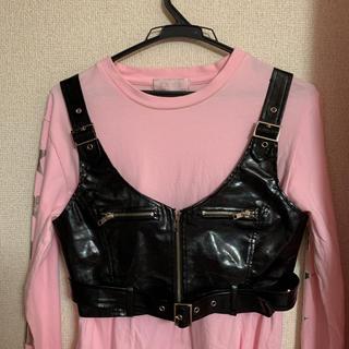 バブルス(Bubbles)の7%morepink セットアップ Tシャツ 3点セット(Tシャツ/カットソー(半袖/袖なし))