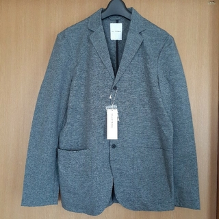 アズールバイマウジー(AZUL by moussy)のアズールバイマウジー テーラードジャケット Sサイズ グレー 定価7,550円(テーラードジャケット)