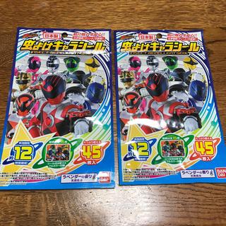 バンダイ(BANDAI)の虫よけキャラシール キュウレンジャー 2セット(その他)
